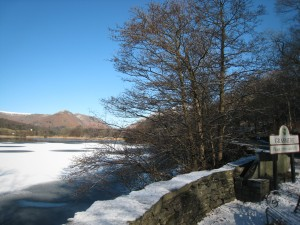 Grasmere on a March morning