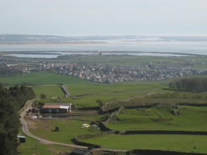 View over Furness Peninsula