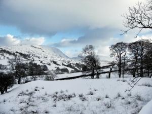 Looking towards Kirkstone Pass