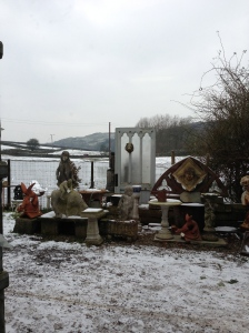 Garden Statuary Yew Tree Barn