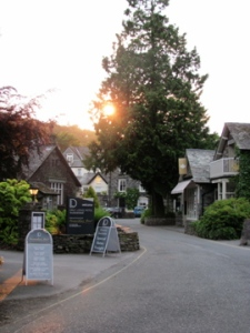 Late Evening Grasmere
