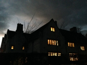 Blackwell at Night