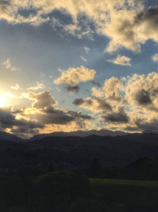 End of the Day Ambleside