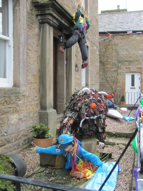 Wray Scarecrows