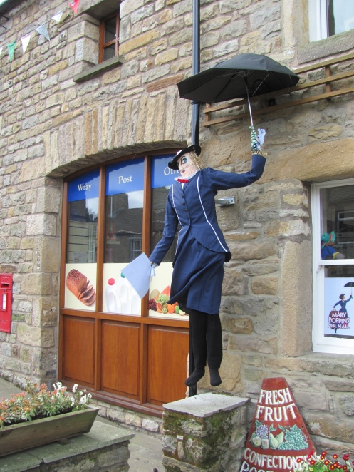 Post Office Scarecrow