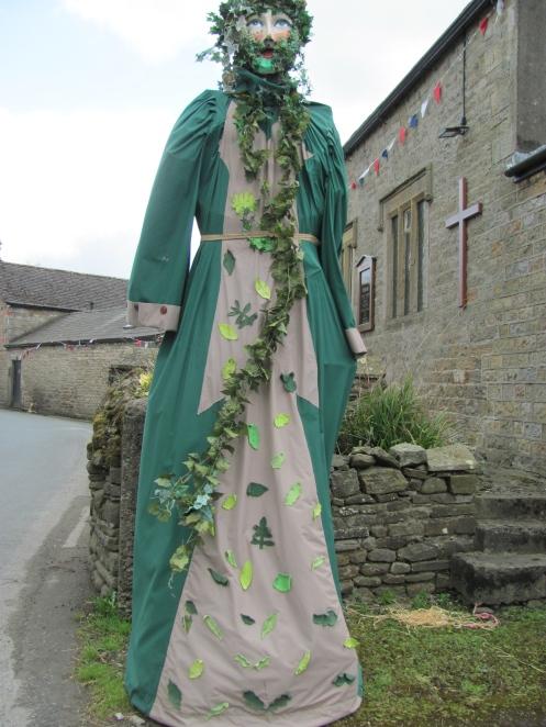 Church Scarecrow