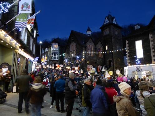Ambleside Lantern Parade
