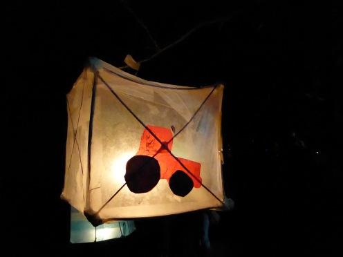 Tractor Lantern