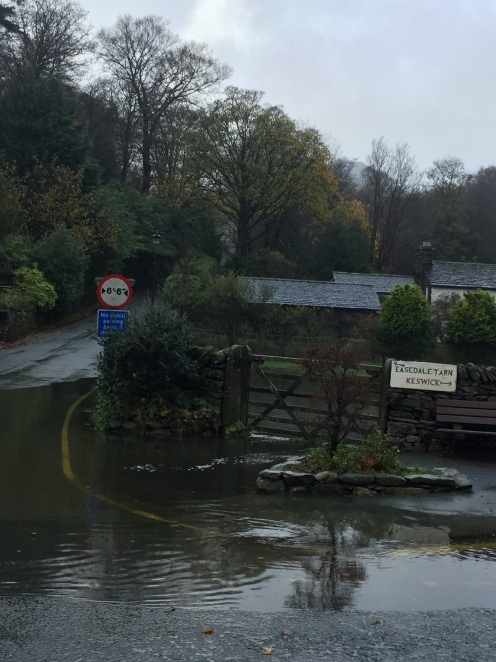 Grasmere Flooding