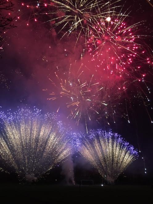 Ambleside Fireworks