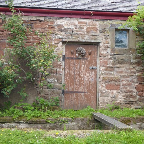 Back of Little Salkeld Mill